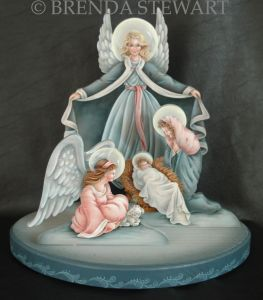 Adoration Nativity