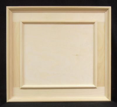 Horizonal Frame with 1 opening
