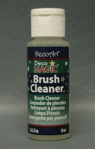 DecoArt Magic Brush Cleaner