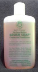 Faux Meister's Brush Soap and Conditioner