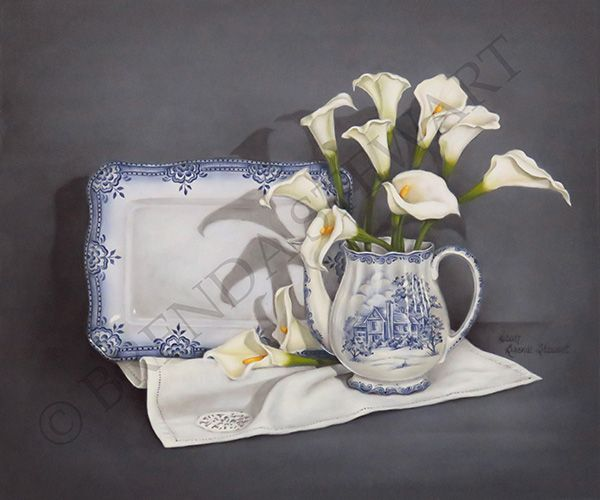 Callas in Teapot E-Packet