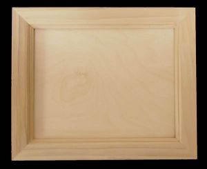 Framed Wood Box