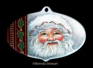 Saint Nick Ornament E-Packet
