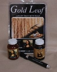 Gold Leaf Adhesive Pen