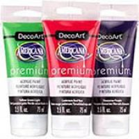 DecoArt Premium Acrylic Paints