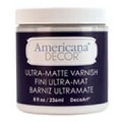 Americana Decor Ultra Matte Varnish 8 oz.